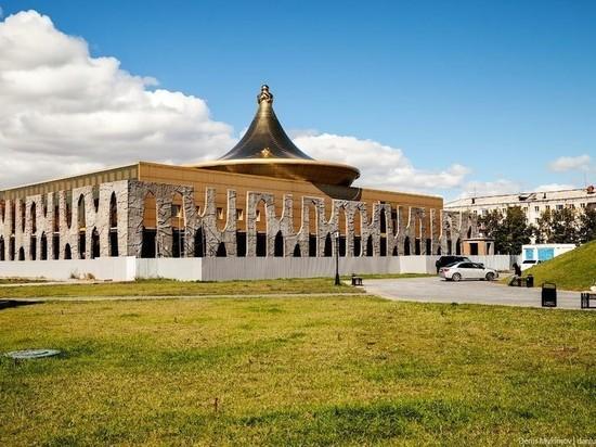 Правительство РФ выделило Туве средства на завершение строительства Дворца молодежи в Кызыле