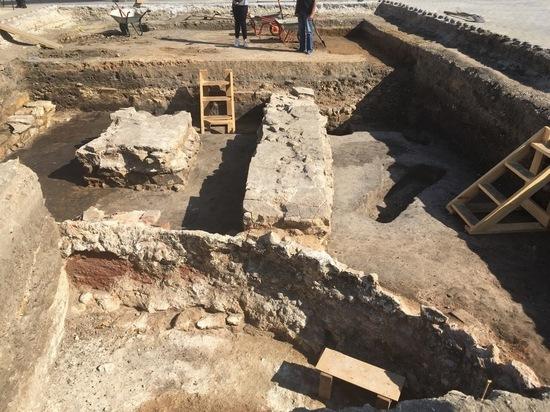 В рамках 500-летия Тульского кремля в историческом центре завершаются масштабные раскопки