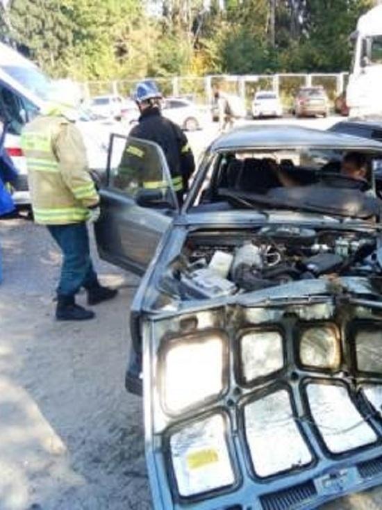 В Обнинске молодой водитель спровоцировал ДТП с пятью пострадавшими