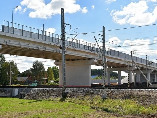 Путепровод через ж/д пути в Борзинском районе будет перекрыт 10 сентября