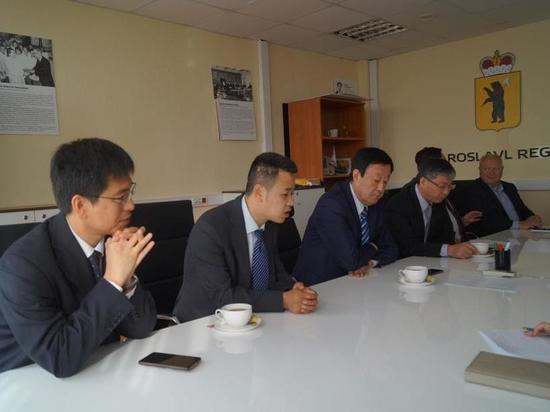 Китайская корпорация «Weichai» запустит производство двигателей в Ярославской области