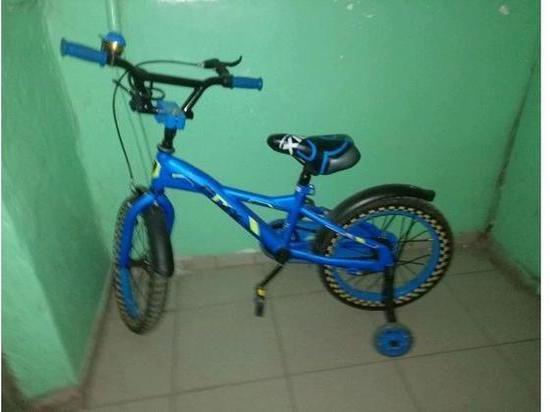 В Оренбурге женщина украла велосипед