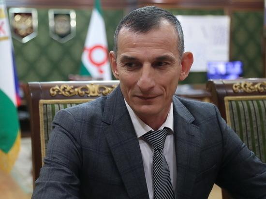 Калиматов назначил нового сенатора Совфеда от Ингушетии
