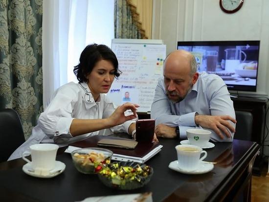 Челябинский омбудсмен в день выборов решала проблемы избирателей