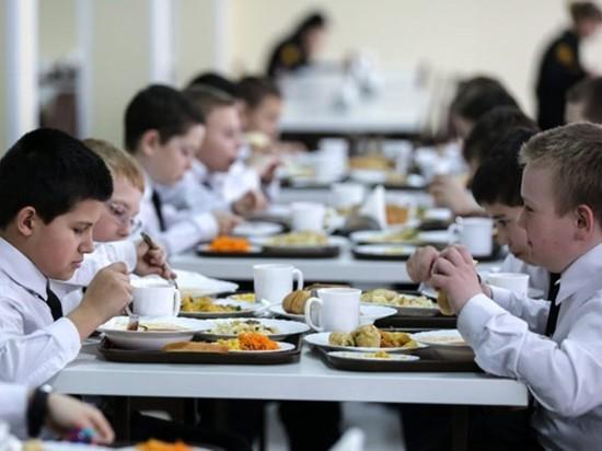 Затраты на питание школьников из бедных семей Забайкалья увеличили вдвое