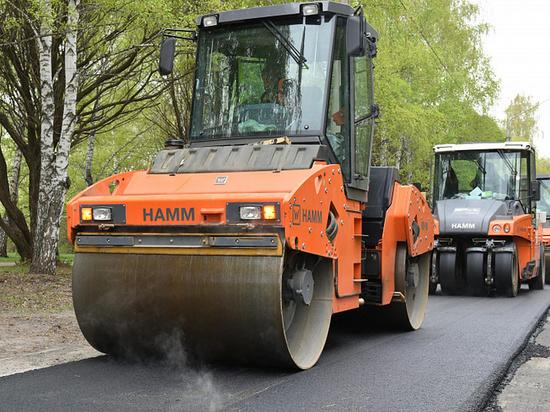 Ремонт федеральных дорог в Алтайском крае завершают досрочно