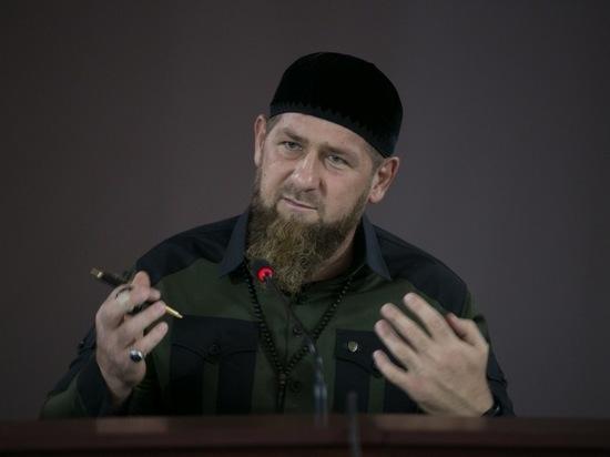 Кадыров возглавил медиарейтинг губернаторов СКФО в августе