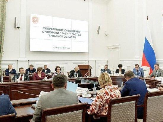 Губернатор Дюмин призвал глав администраций активнее включаться в федеральную программу развития сельских территорий