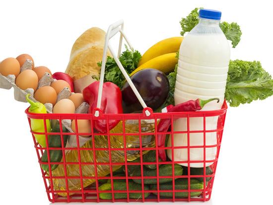 В Новосибирске минимальный набор продуктов подорожал на 8%