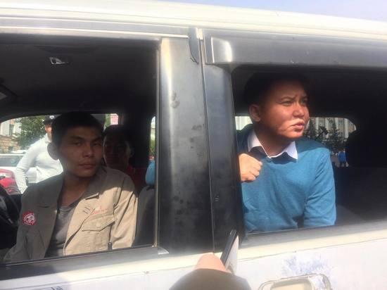 Хамбо лама о стихийном митинге в Улан-Удэ: «Был бы во власти Саганов»