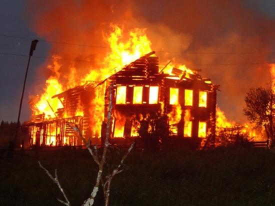 Присяжные признали виновным жителя Архангельской области, сжёгшего отца