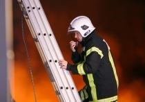Пожарные 4 часа тушили 150 тонн сена под Волгоградом