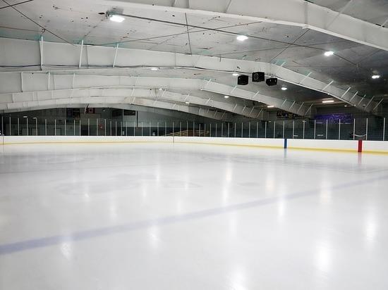 Сборная Китая сегодня играет в следж-хоккей с алексинской командой