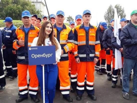 Команда «Росводоканал Оренбург» принимает участие в межрегиональном конкурсе профмастерства в Омске