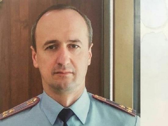 В Томск заехал новый «генерал» полиции