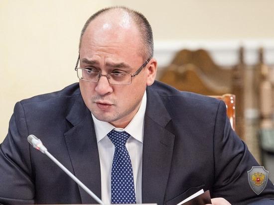 Путин назначил в Архангельскую область нового руководителя УМВД