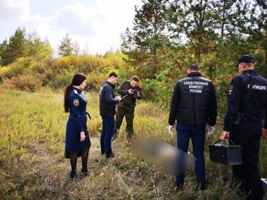 Под Абдулино найдено тело женщины, подозреваемой в убийстве ребенка