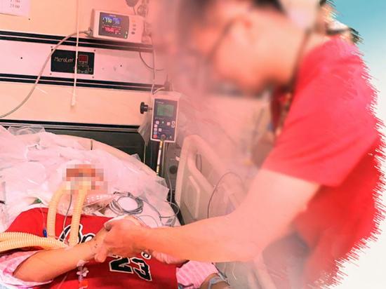 Житель Тайваня женился  на девушке с мертвым мозгом