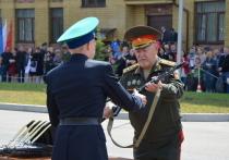 В Ставрополе состоялась церемония военной присяги