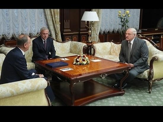 Лукашенко сообщил об имеющимся досье о молодых годах Патрушева
