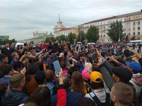 В МВД Бурятии рассказали, что грозит задержанным организаторам митинга