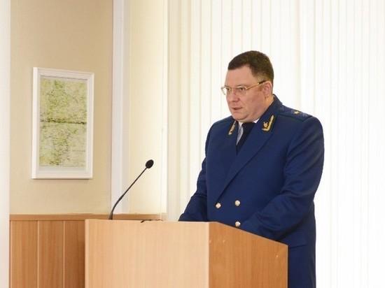 Путин отправил в отставку прокурора Смоленской области