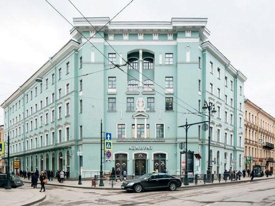 Самый высокий доход в Петербурге у тех, кто работает рядом со станцией «Адмиралтейская»