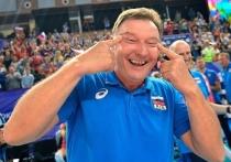 Сборную России по волейболу возглавил итальянец, известный по расистскому скандалу