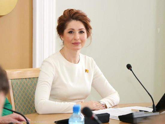 Глава Рязани Юлия Рокотянская поздравила Сорокину с назначением
