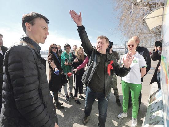 Анатолий Локоть подтвердил право управлять мегаполисом еще пять лет