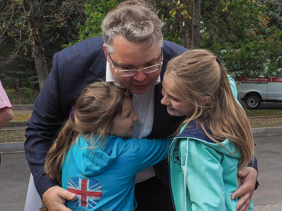 Десятки детей из Иркутской области возвращаются домой с Кавминвод