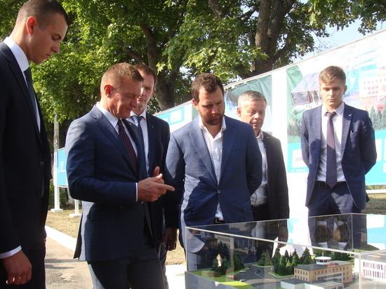 В областном центре появится современный аэровокзал, который посоперничает с белгородским