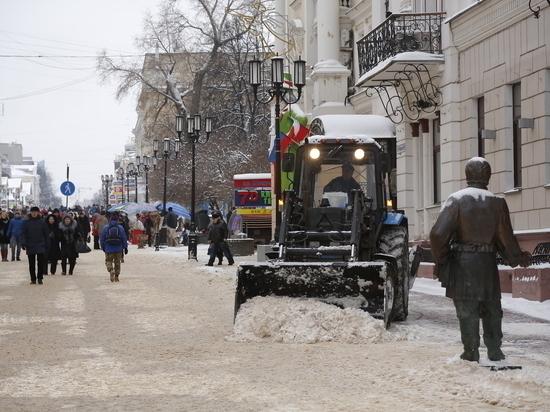 Нижегородские депутаты рекомендовали использовать реагенты вместо пескосоляной смеси