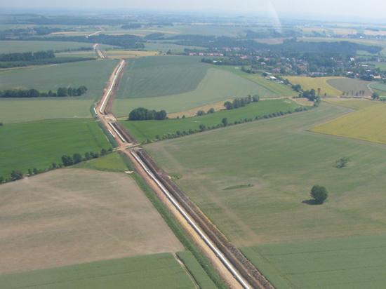 Суд ЕС ограничил использованием «Газпромом» трубопровода Opal