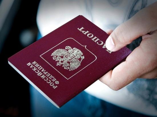 Пожилая жительница Липецкой области впервые получила паспорт
