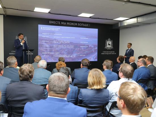 В Нижнем Новгороде прошло совещание по вопросу деятельности НОЦ