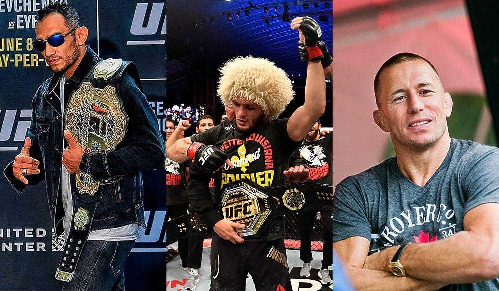 Новая цель для Хабиба: 8 возможных оппонентов для чемпиона UFC
