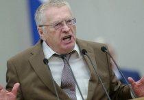 Жириновский назвал Соболь «вероятной любовницей Навального»