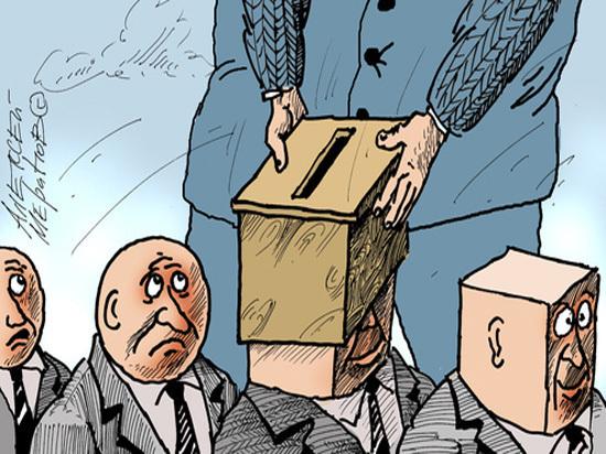 Саратовские выборы разберут в Следственном комитете