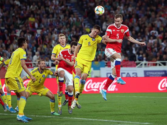 Шансы сборной России по футболу на Евро-2020 оценили аналитики
