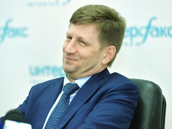 Фургал обещает, что жители Хабаровского края не пожалеют об итогах голосования