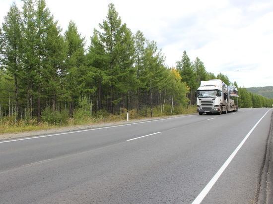 Два участка федеральной трассы восстановлены в Забайкалье