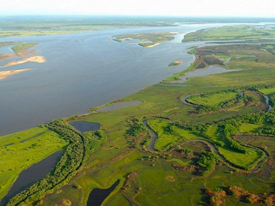 Вода в реках Хабаровского края поднимается на десятки сантиметров в сутки