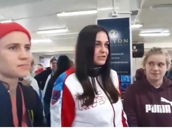 В Бурятию прилетела женская национальная сборная по боксу