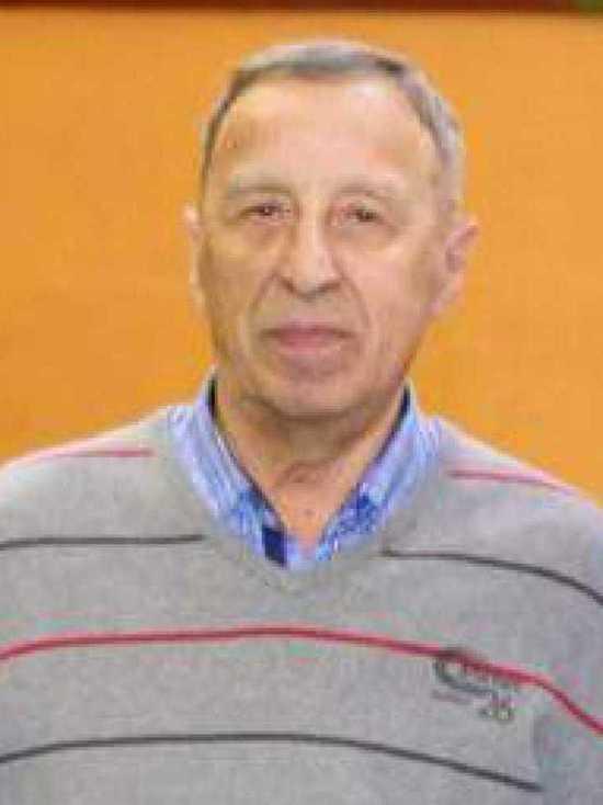 В Абакане на 71 году скончался основоположник настольного тенниса в республике, основатель школы по настольному теннису Валерий Дмитриевич Лебедев