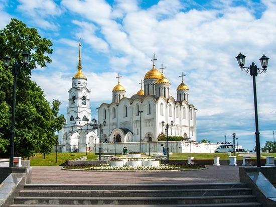 Во Владимире отреставрируют Золотые ворота
