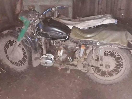В Башкирии, врезавшись в столб, едва не погиб пьяный мотоциклист