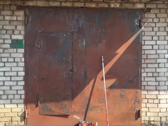 У жителя Оренбурга украли гаражные ворота