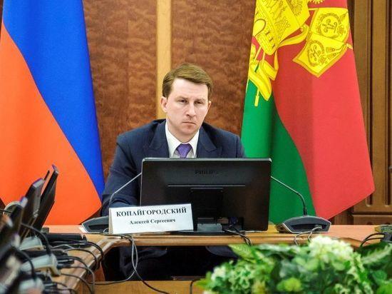 Новым главой Сочи официально стал Алексей Копайгородский