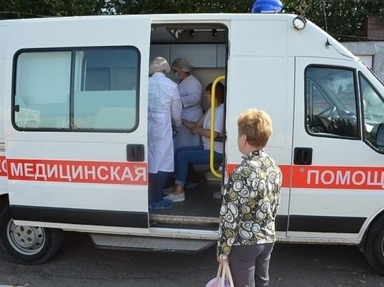 В Кирове прививки от гриппа делают у торговых центров